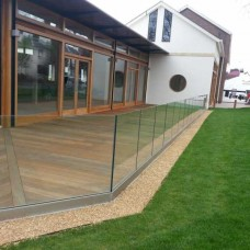 21.5mm Toughened Laminate Glass